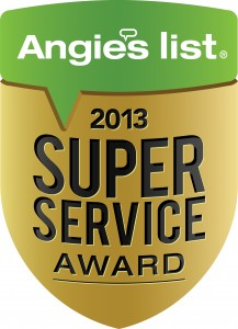 San Antonio Award for SuperService Installer Dealer Awnings SunSetter