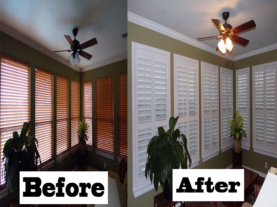 before-after shutters white