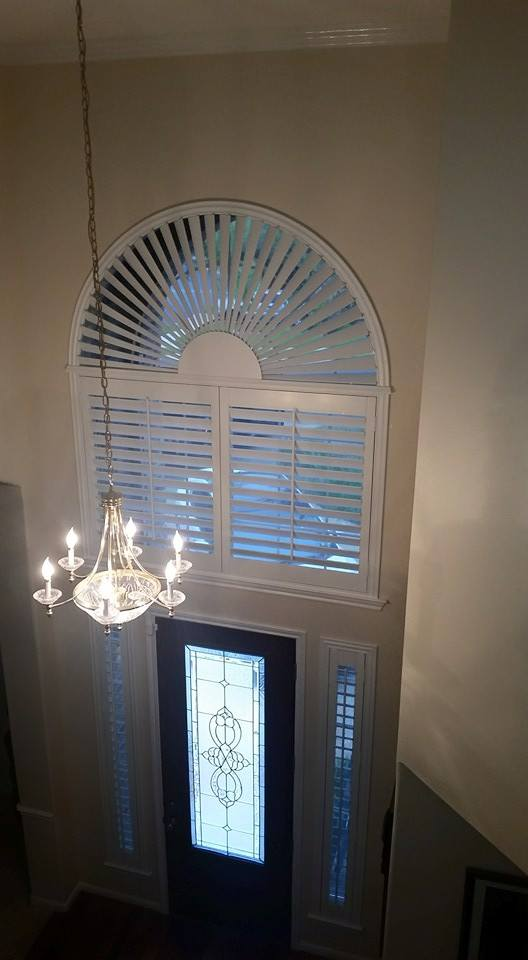 custom blinds and shutters