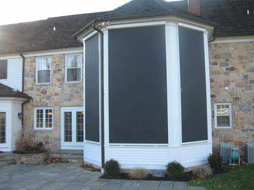 Solar Screens San Antonio Solar Screen Awnings Shutter