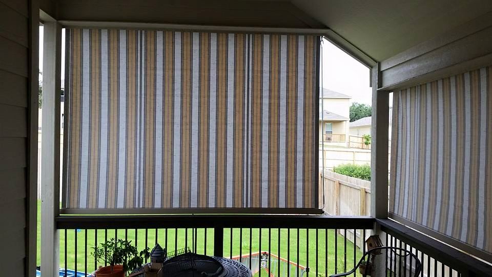 Patio Curtains 2