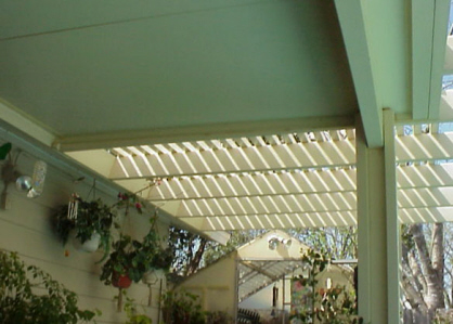 Patio Covers Solar Screen Sunsetter Awnings Motorization